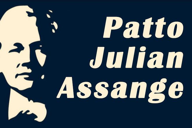 """E' NATO IL """"PATTO JULIAN ASSANGE"""""""